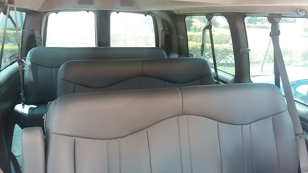 CHEVROLET VAN EXPRESS 2500 full