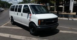 CHEVROLET VAN EXPRESS 2500