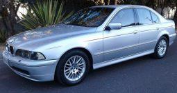 BMW 540i PROTECTION 4.4  V8