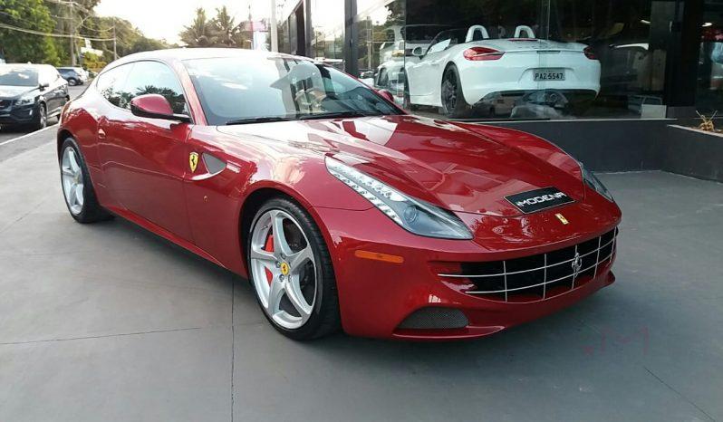 Ferrari FF V12 full