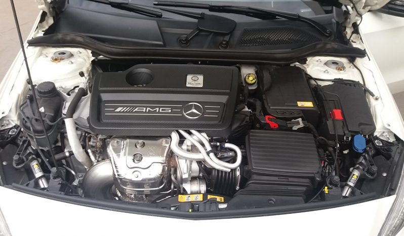 MERCEDES-BENZ A45 AMG full