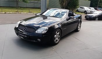 MERCEDES SLK 230 KOMPRESSOR full