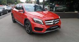 Mercedes-Benz GLA250 Sport 4matic