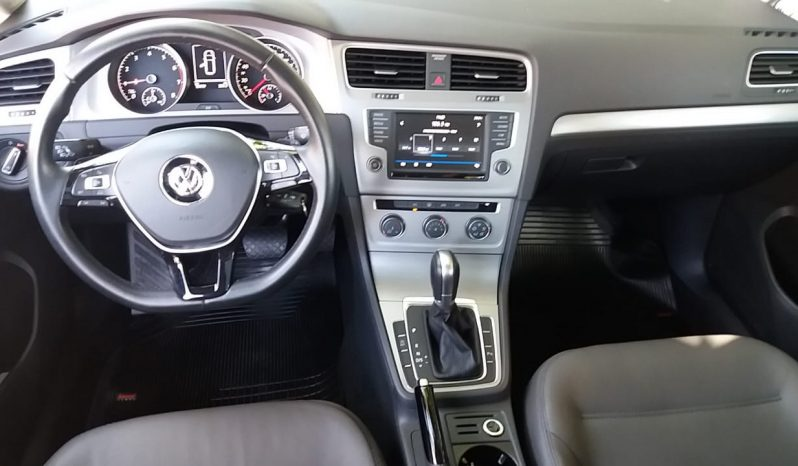VW GOLF VARIANT COMFORTLINE full
