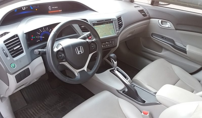 HONDA CIVIC LXL full
