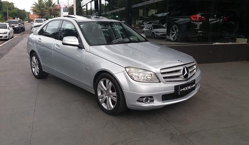 Mercedes-Benz C200 Avantgarde full