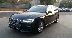 Audi A4 S-line  Avant Ambiente