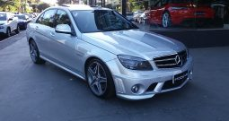 M.Benz C63 AMG