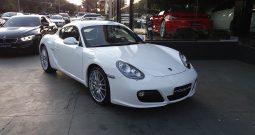 Porsche Cayman-S