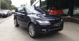 Range Rover Sport HSE 5.0 Supercharged Dynamic