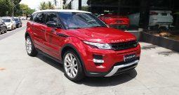 Range Rover Evoque Dynamic 2.0 4wd