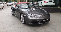 718 Boxster-S