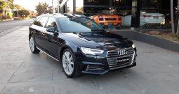 Audi A4 Avant Ambiente