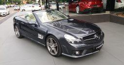 M.Benz SL63 AMG