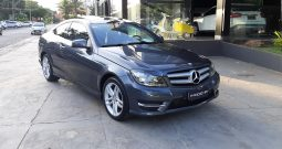 M.Benz C180 Sport Coupe